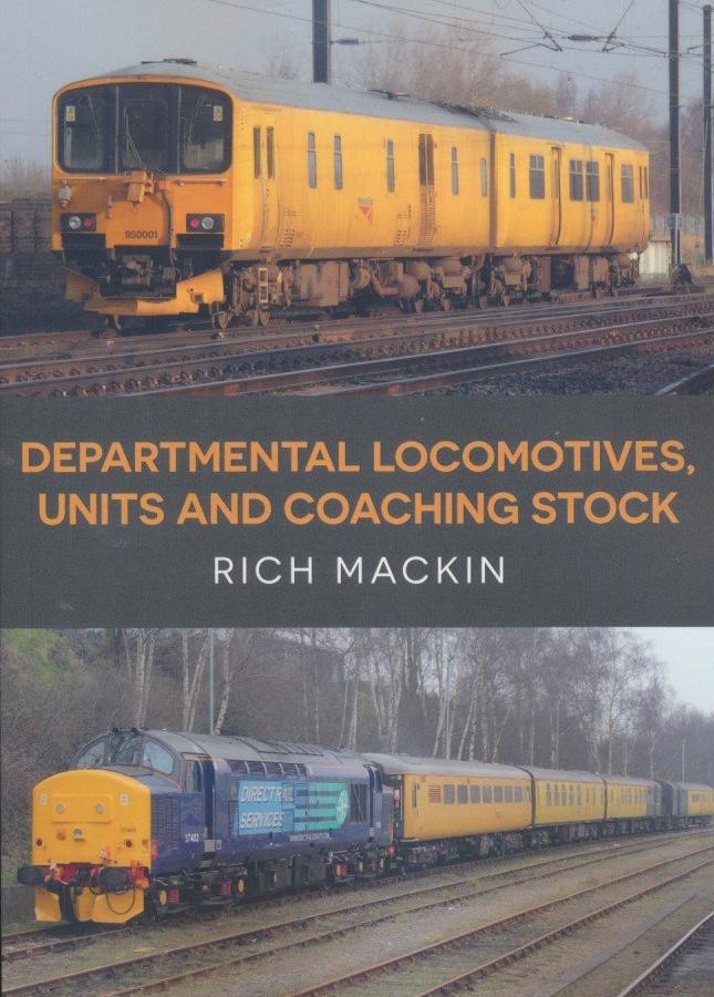 SECONDHAND Departmental Locomotives, Units and Coaching Stock