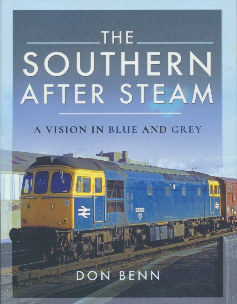 The Southern After Steam - A Vision in Blue and Grey