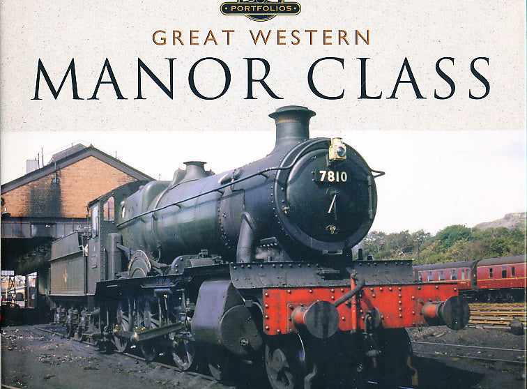 Great Western Manor Class (Locomotive Portfolio)