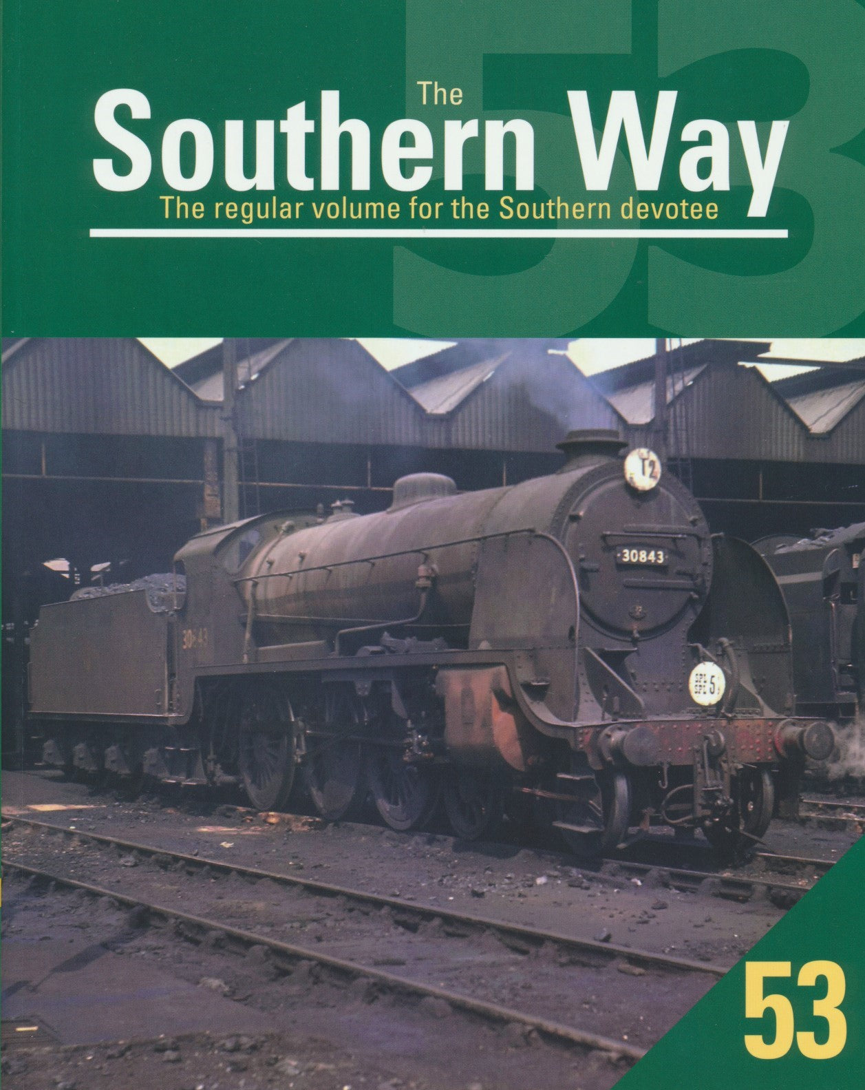 The Southern Way - Issue 53