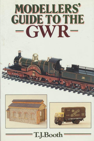Modellers' Guide to the GWR