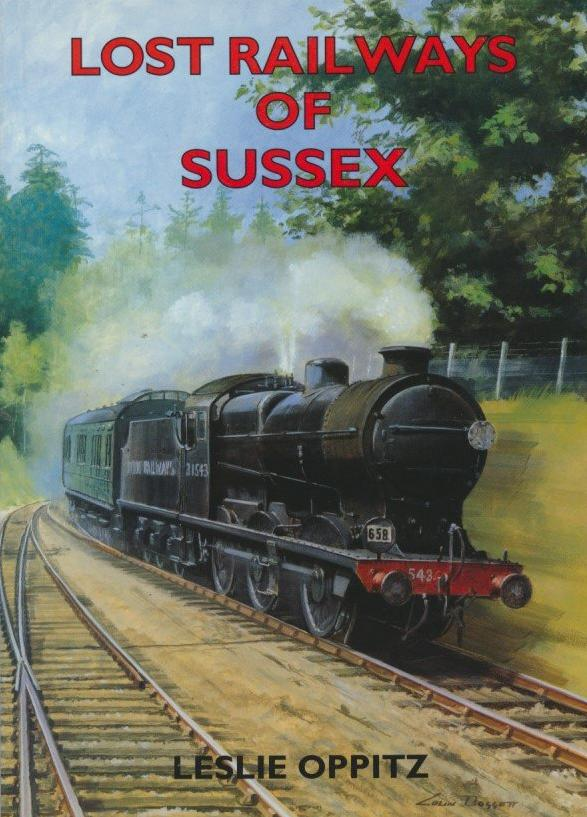 Lost Railways of Sussex