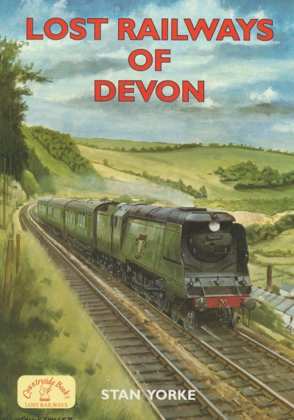 Lost Railways of Devon