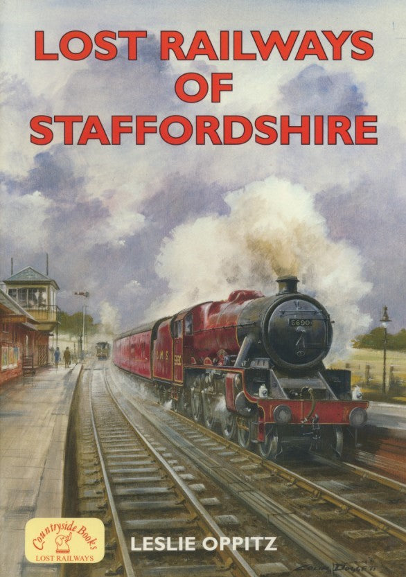 Lost Railways of Staffordshire