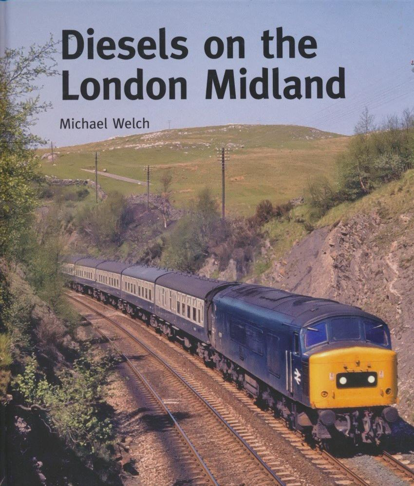 Diesels on the London Midland .