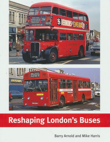 Reshaping London's Buses .