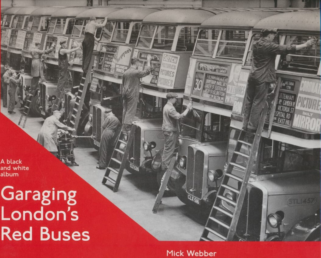 Garaging London's Red Buses