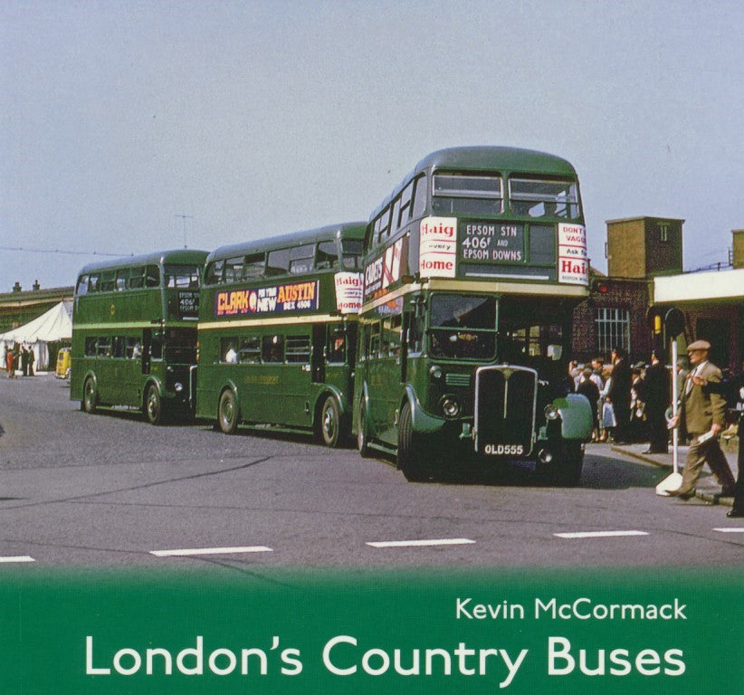 London's Country Buses