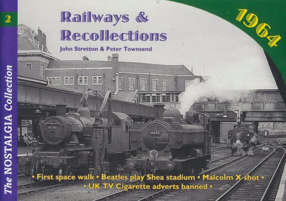 Railways & Recollections, no.  2 - 1964