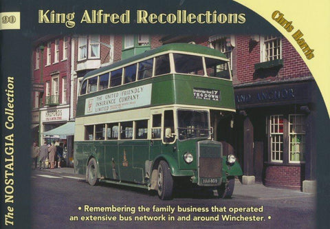King Alfred Buses Coaches & Recollections
