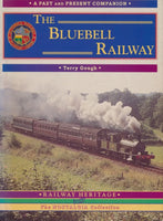 The Bluebell Railway: A Nostalgic Trip Along the Whole Route from East Grinstead to Lewes