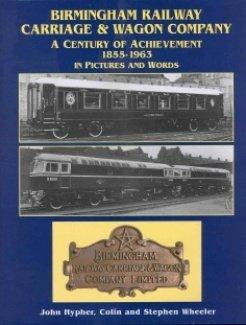 The Birmingham Railway Carriage & Wagon Company