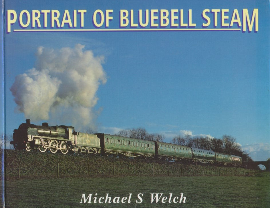 Portrait of Bluebell Steam