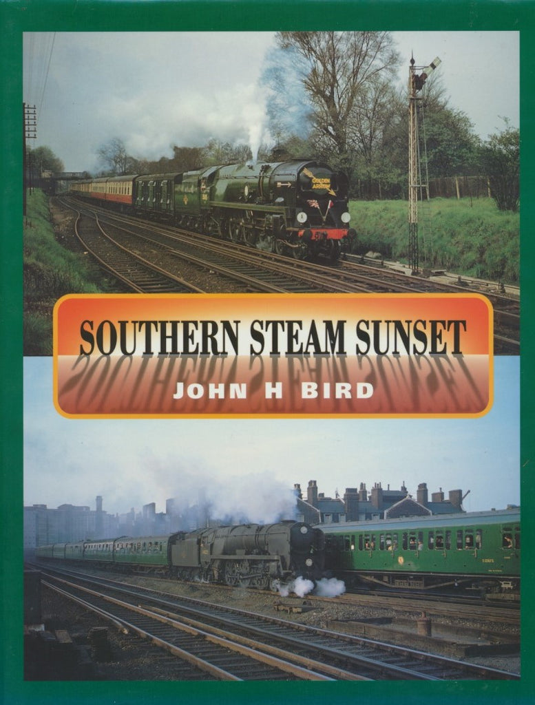 Southern Steam Sunset