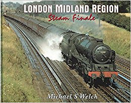 London Midland Region Steam Finale
