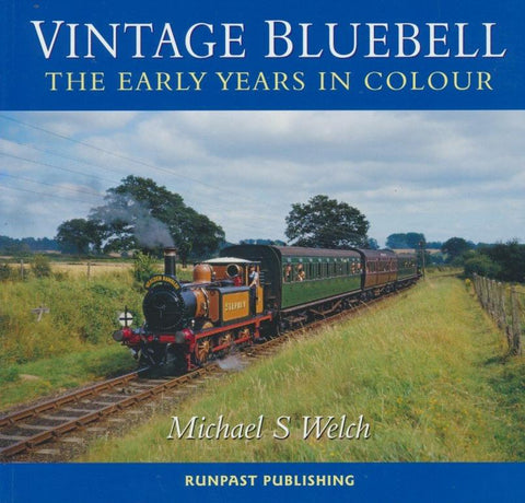 Vintage Bluebell: The Early Years in Colour