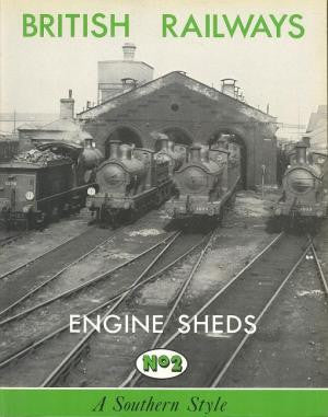 British Railways Engine Sheds No.2 - A Southern Style