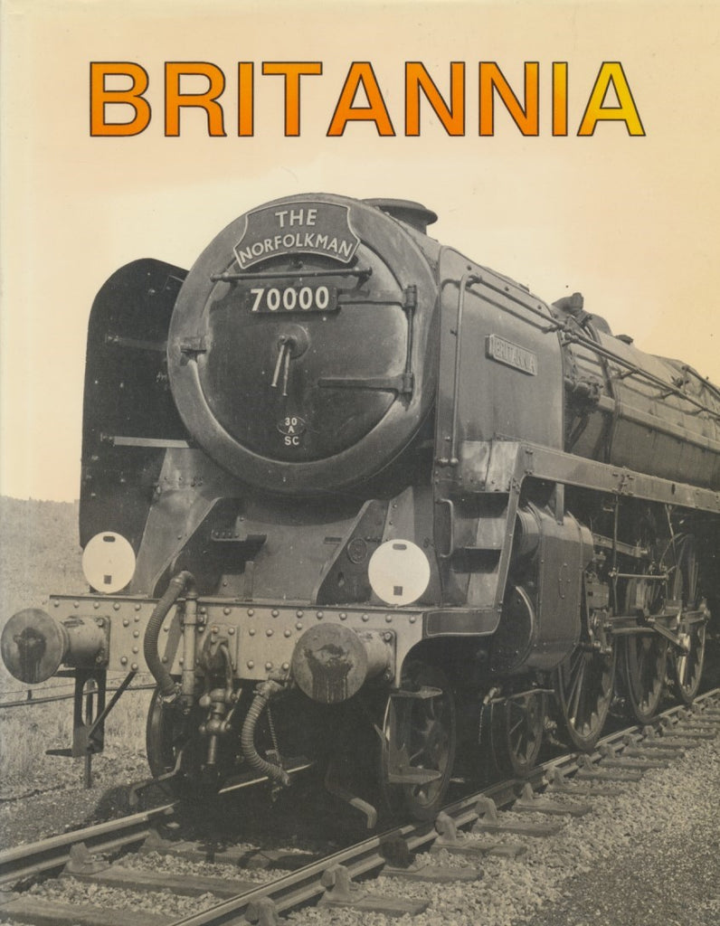 Britannia - Birth of a Locomotive