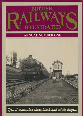 British Railways Illustrated Annual Number One