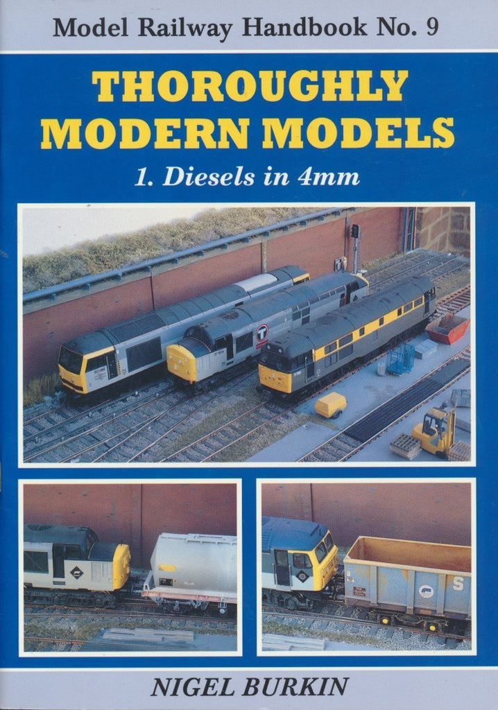 Thoroughly Modern Models: Diesels in 4mm