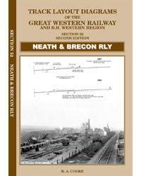 Track Layout Diagrams of the GWR - 52 Neath & Brecon Rly