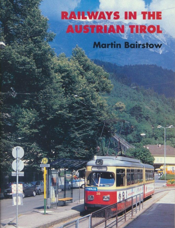 Railways in the Austrian Tirol