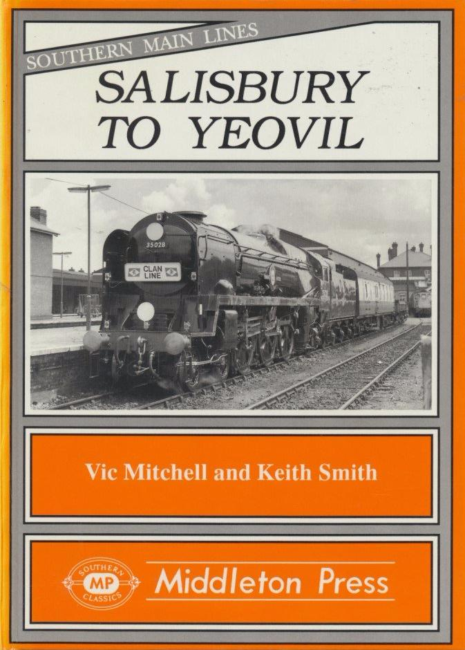 Salisbury to Yeovil (Southern Main Lines)