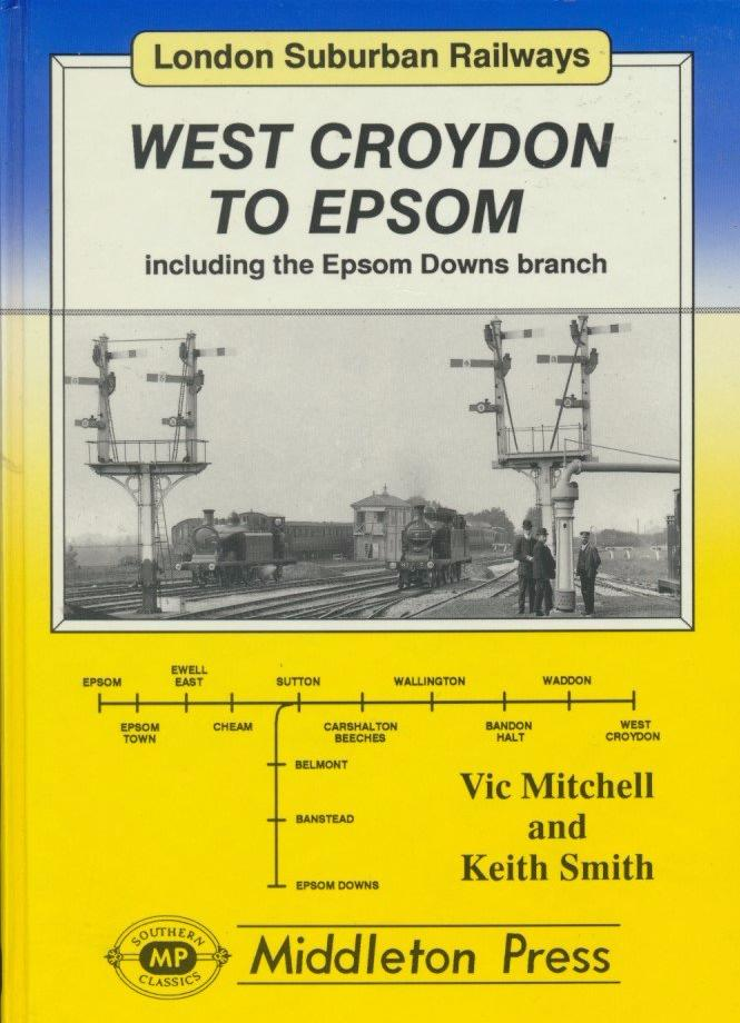 West Croydon to Epsom (London Suburban Railways)