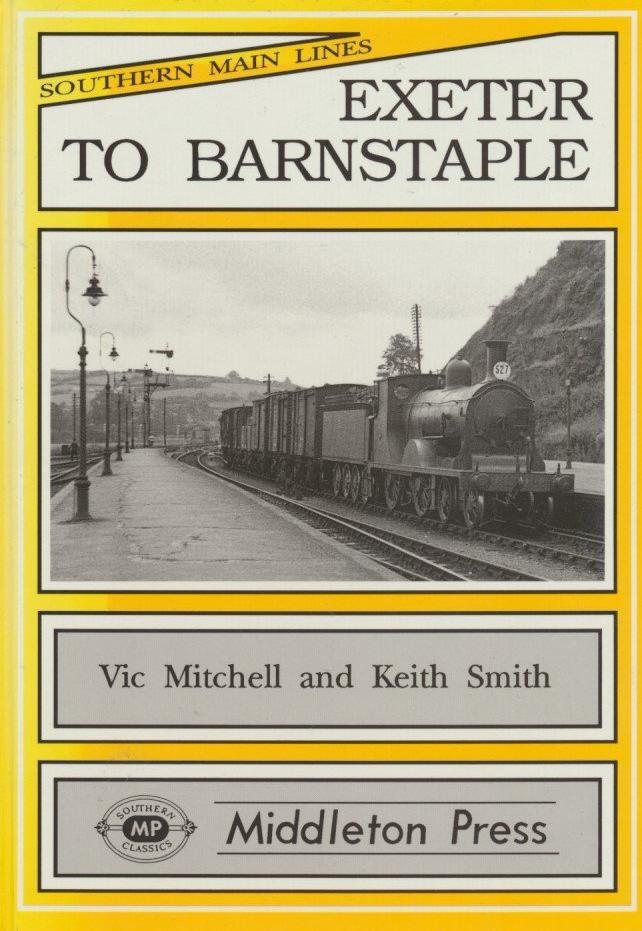 Exeter to Barnstaple (Southern Main Lines)