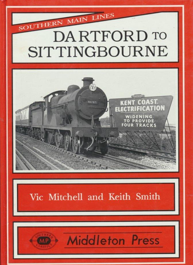 Dartford to Sittingbourne (Southern Main Lines)