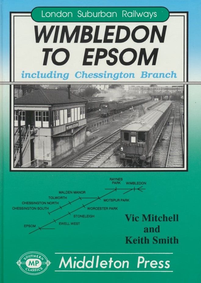 Wimbledon to Epsom (London Suburban Railways)
