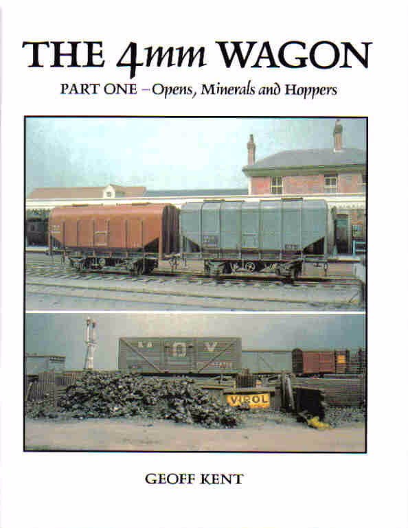 The 4mm Wagon Part One - Opens, Minerals and Hoppers