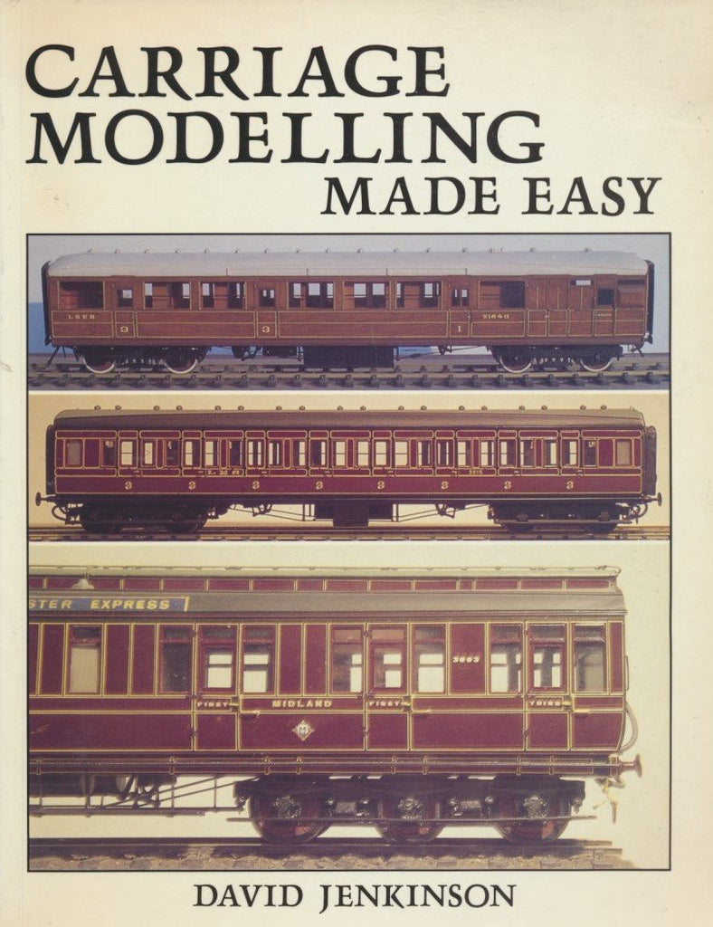Carriage Modelling Made Easy