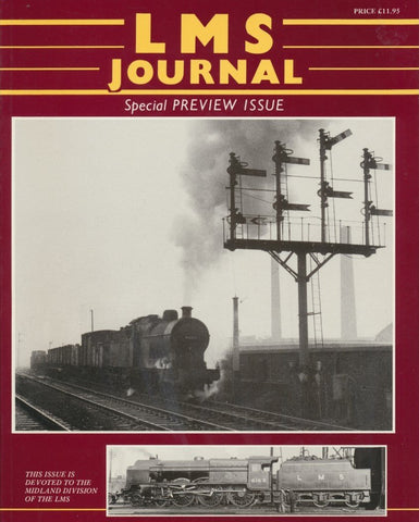 L.M.S. Journal - Special Preview Issue