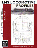 LMS Loco Profiles No. 4 The Princess Royal Pacifics
