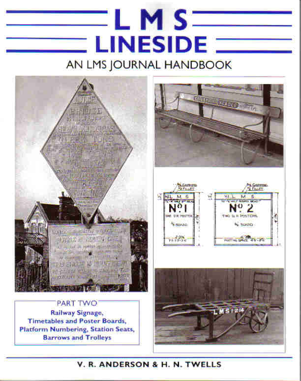 LMS Lineside, An LMS Journal Handbook, Part Two