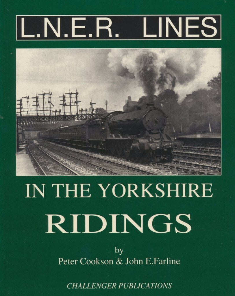 LNER Lines in the Yorkshire Ridings