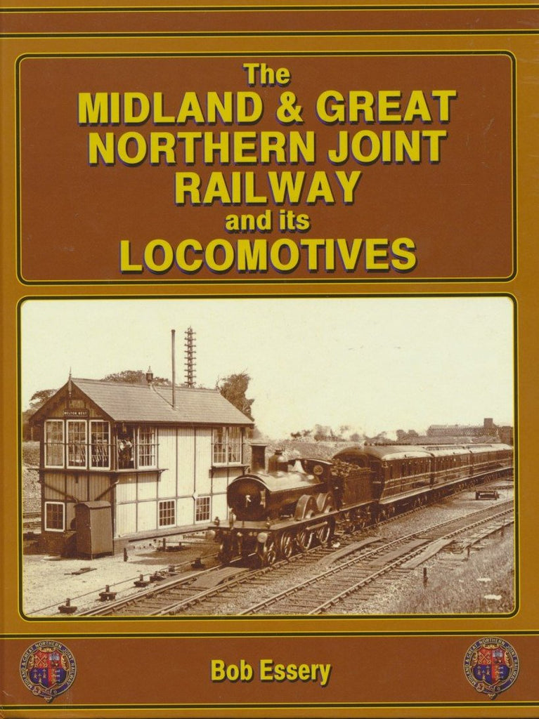 The Midland and Great Northern Joint Railway and Its Locomotives