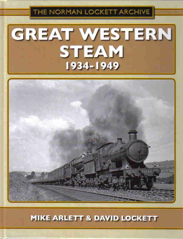 Great Western Steam 1934-1949