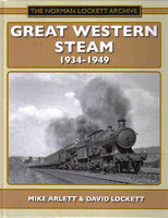 SECONDHAND Great Western Steam 1934-1949