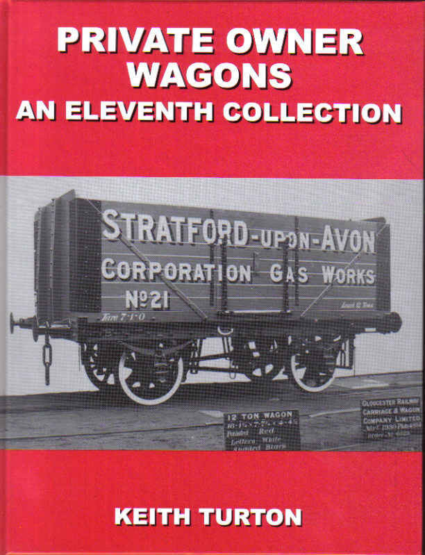 Private Owner Wagons: An Eleventh Collection