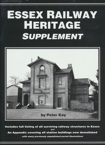 Essex Railway Heritage - Supplement