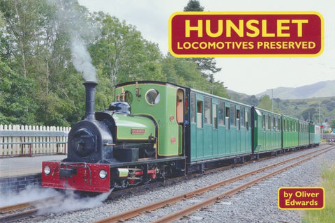 Hunslet Locomotives Preserved