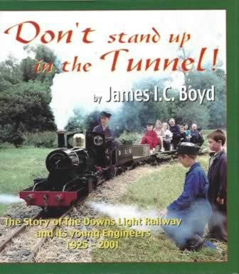 Don't Stand Up in the Tunnel!