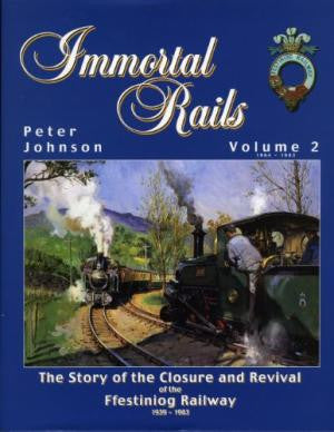 Immortal Rails, volume 2