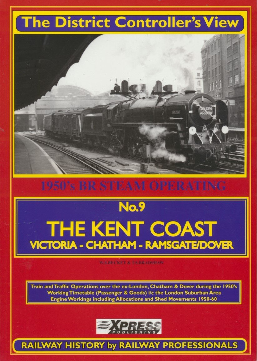 The District Controller's View No.  9 - The Kent Coast