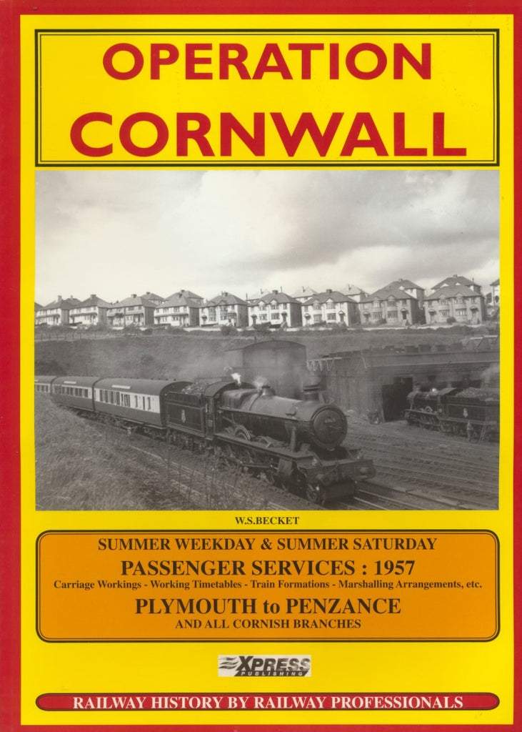 SECONDHAND Operation Cornwall