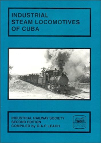 Industrial Steam Locomotives of Cuba