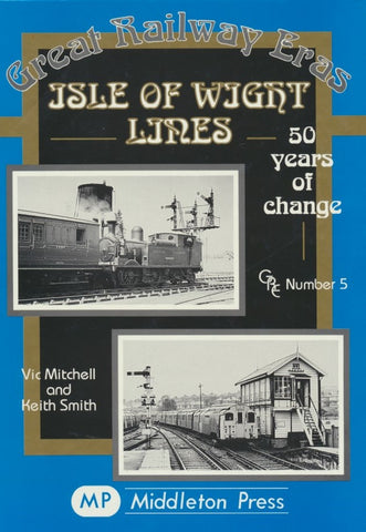 Isle of Wight Lines: 50 Years of Change
