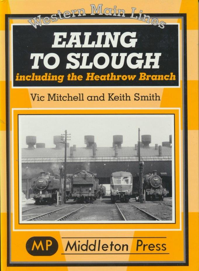 Ealing to Slough (Western Main Lines)